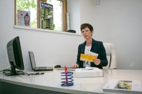 Corina Reiter - Paketstation Vorarlberg