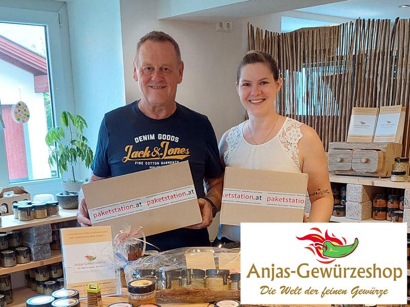 Anja & Armin - Paketstation Oberland